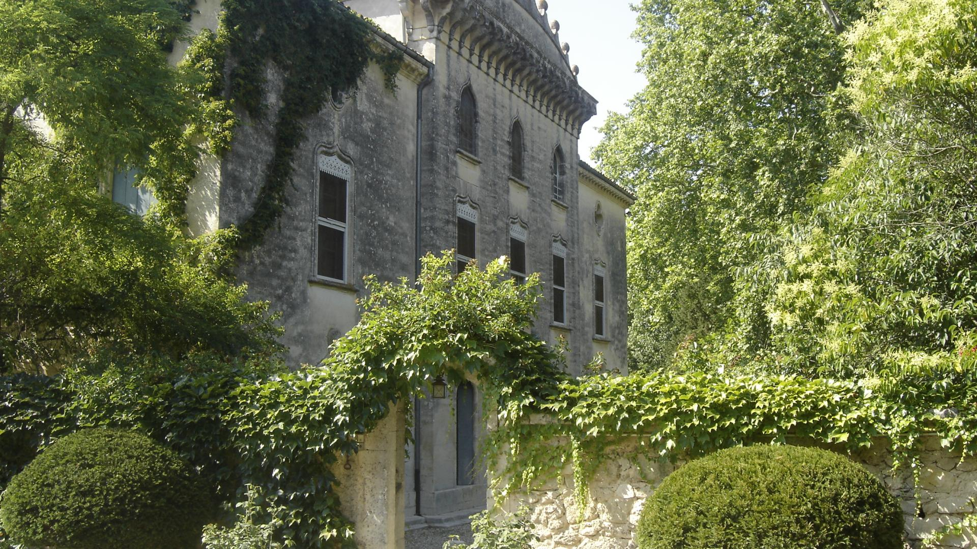 Photo Château de Christin